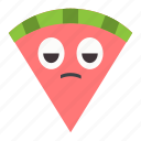 avatar, melon, sad, watermelon icon