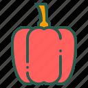 food, fruit, healthy, organic, pepper