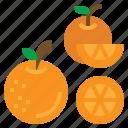 citrus, cooking, food, fruit, market, vegetable icon