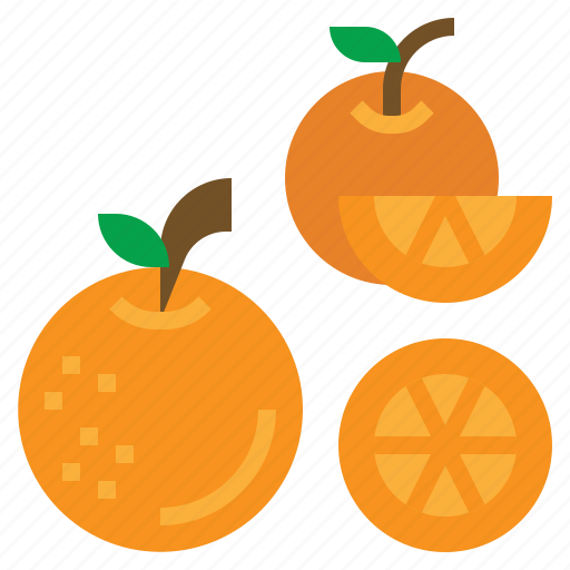 citrus, cooking, food, fruit, market, vegetable icon