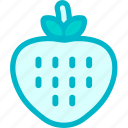 dessert, food, fruit, fruits, strawberry, vegetable icon
