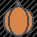 food, halloween, healthy, kitchen, pumpkin, vegetable, vegetables icon