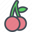 cherry, dessert, food, fruit, fruits, healthy, vegetable