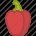 cooking, food, healthy, paprika, pepper, vegetable, vegetables