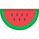 dessert, food, fruit, fruits, healthy, sliced, watermelon