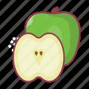 eat, food, fruit, healthy, apple