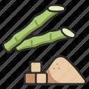 food, agriculture, cane, sugar, sugarcane
