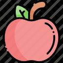 apple, fruit, healthy food, food