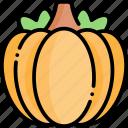 pumpkin, vegetable, healthy food, food