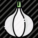 garlic, vegetable, healthy food, food