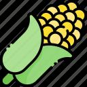 corn, vegetable, healthy food, food