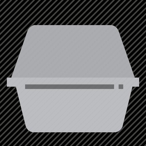 away, box, packaging, take icon