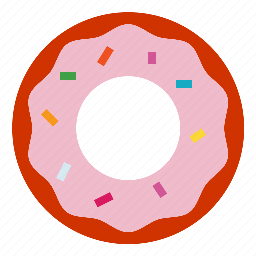 bakery, donut, dougnut, sweet icon