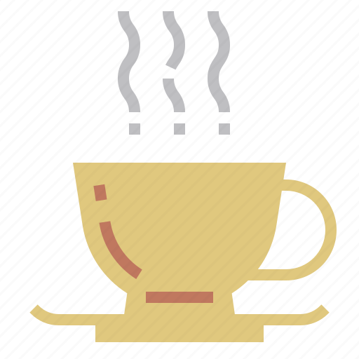 cup, hot, morning, tea icon