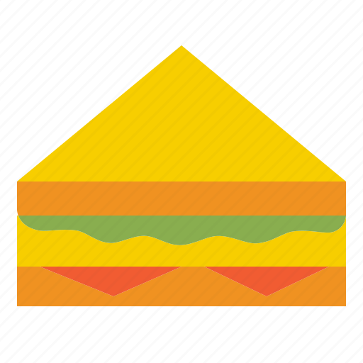 fastfood, food, lunch, sandwich icon