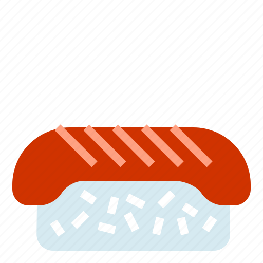 food, japan, sushi icon