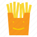 french, frenchfries, fries icon