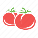 food, fresh, tomato, vegetable icon