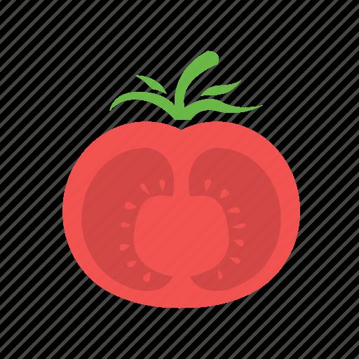 berries, tomato icon