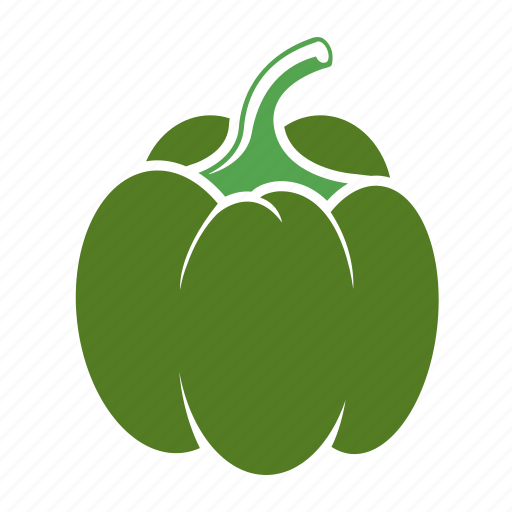 bell, food, pepper, vegetable icon