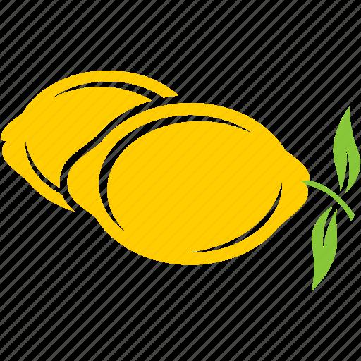 fruit, juice, lemon, lemonade icon