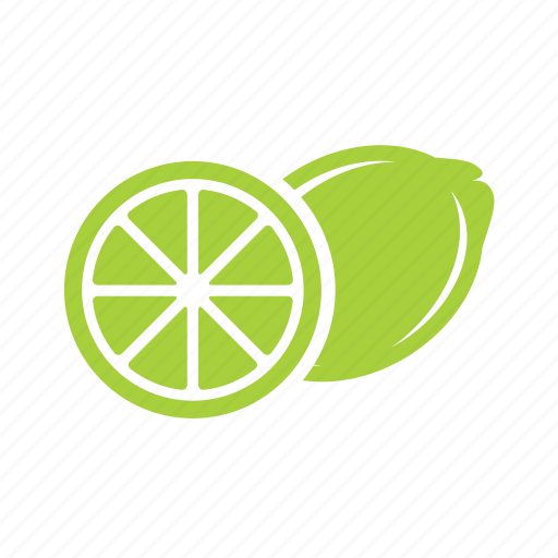 fruit, lemon, lime, orange icon