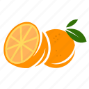 food, fresh, fruit, grapefruit icon