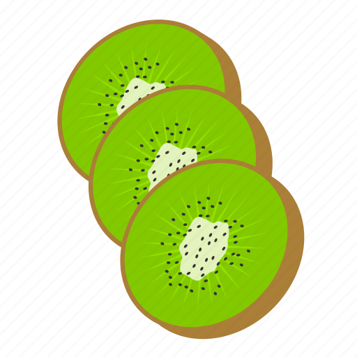 food, fruit, kiwi icon