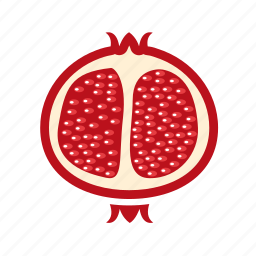 food, fruit, healthy food, pomegranate icon