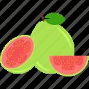 food, fruit, guava, tropical