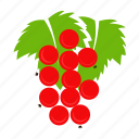 cooking, currant, food, fruit, kitchen, meal icon