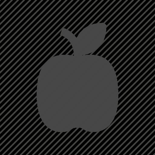 apple, cherry, food, fruit icon