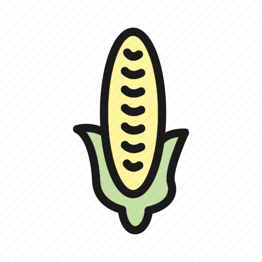 Corn, food, vegetable icon - Download on Iconfinder