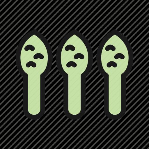 Asparagus, food, vegetable icon - Download on Iconfinder