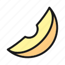 food, fruit, melon, vegetable icon