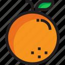food, fruit, helthy, orange, organic