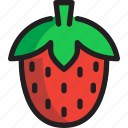 food, fruit, healthy, organic, strawberry