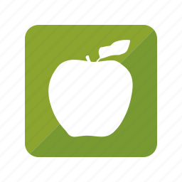 apple, fruit, fruta, manzana icon