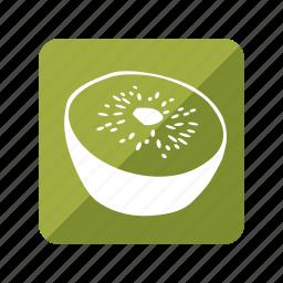 fruit, fruta, kiwi icon