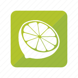 fruit, fruta, lemon, lima, limon icon