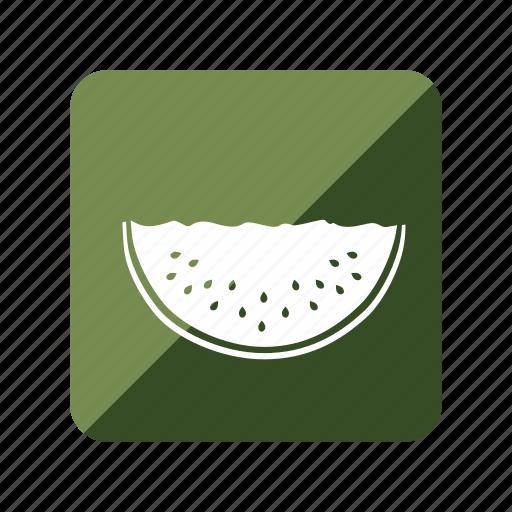 fruit, fruta, melon, sandia, watermelon icon
