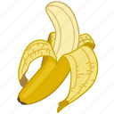 banana, bananas, flavor, fruit icon