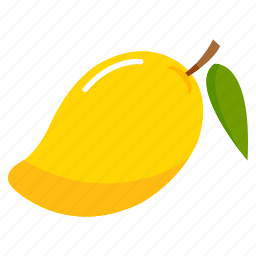food, fresh, fruit, health, mango, vegetables icon