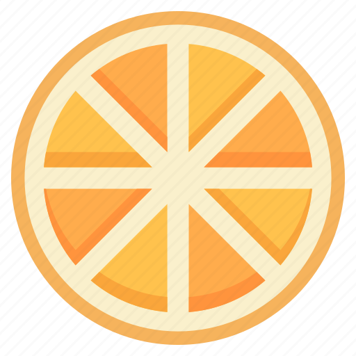 food, fresh, fruit, health, orange, vegetables icon