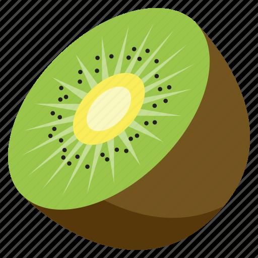 food, fresh, fruit, health, kiwi, vegetables icon