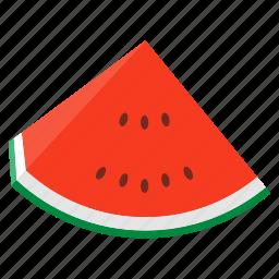 food, fresh, fruit, health, vegetables, watermalon icon