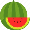 food, fruit, healthy, seed, slice, tropical, watermelon