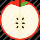 fruit, apple, food, fresh, meal, dessert, sweet
