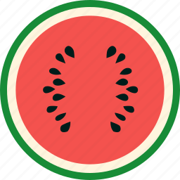 cooking, fast, food, fresh, fruit, sweet, watermelon icon