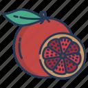 grape, fruit